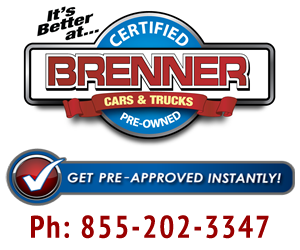 Apply With Brenner Preowned